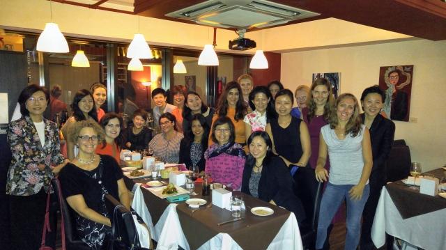 BPW-HK: AGM and Gala Dinner (November 2015)