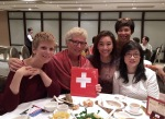 Dim sum with Marcellina Defuns [BPW Davos] !